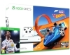 Konsola Xbox One S 500 GB Biała + Forza Horizon 3 + Hot Wheels + Fifa 18